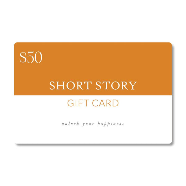 Short Story Digital Gift Card