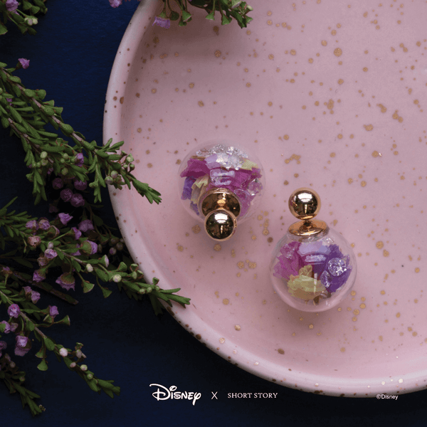 Disney Bubble Earring Aurora