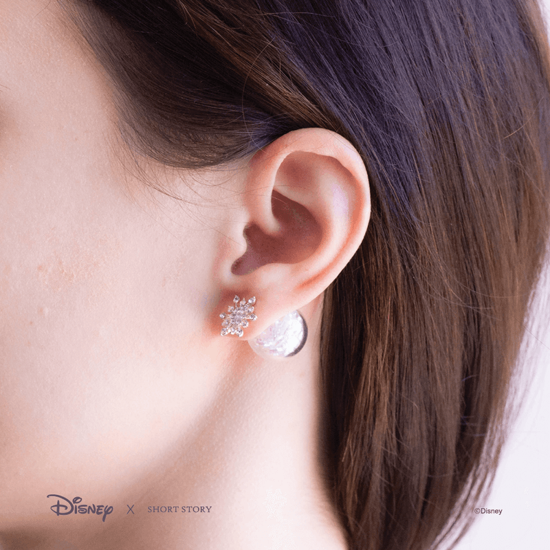 Bubble Earring Disney Elsa