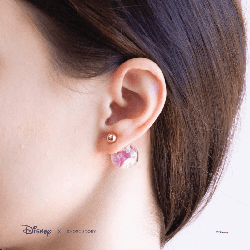 Bubble Earring Disney Aurora