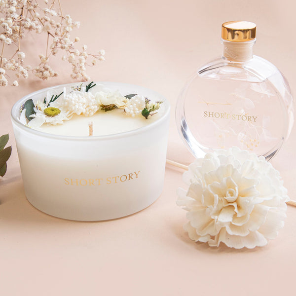 Floral Diffuser Coconut Lime