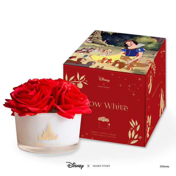 Disney Floral Bouquet Diffuser Snow White