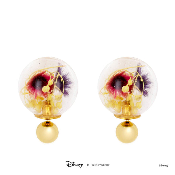 Disney Bubble Earring Belle