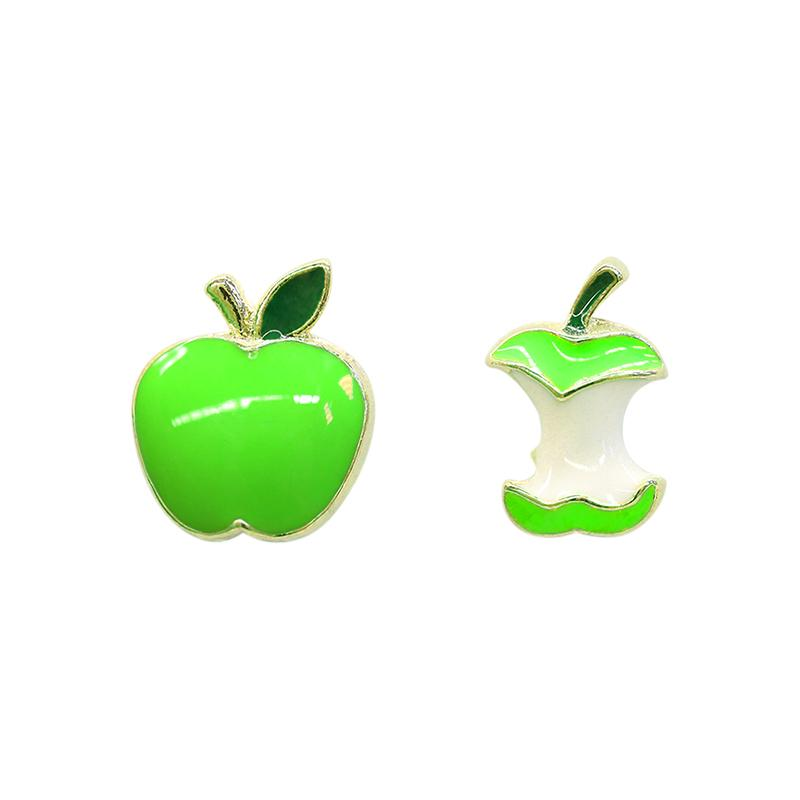 Earring Epoxy Apple