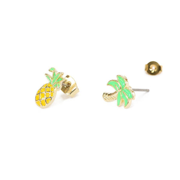 Earring Pineapple