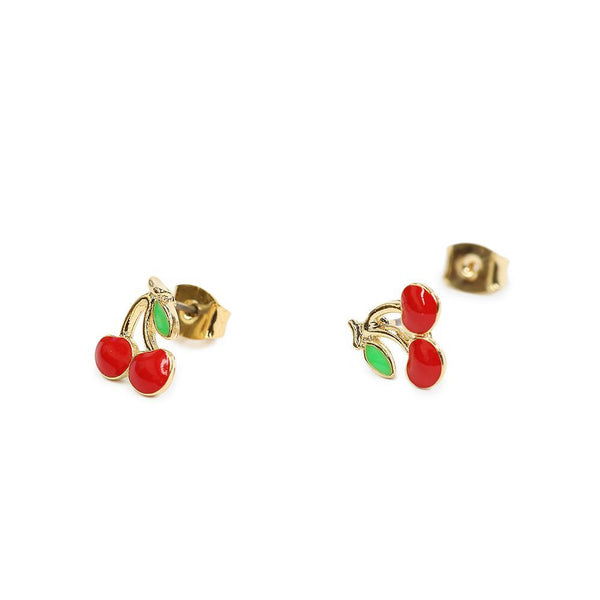 Earring Cherry