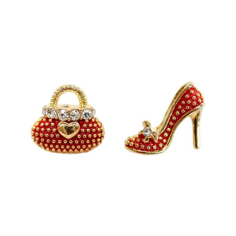 Fancy Earring Bag & Shoes*