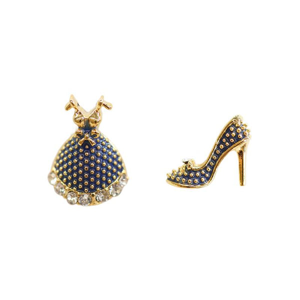 Fancy Earring Shoes & Dresses