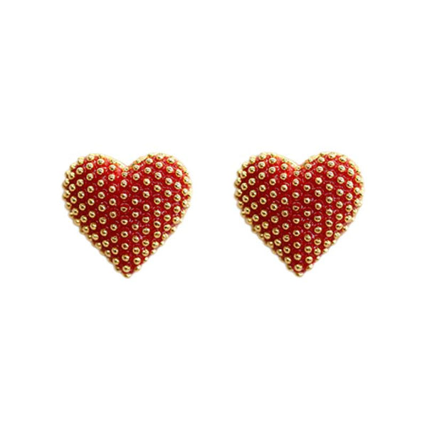 Fancy Earring Hearts
