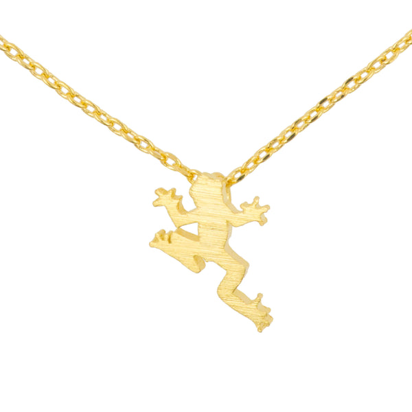 Necklace Frog