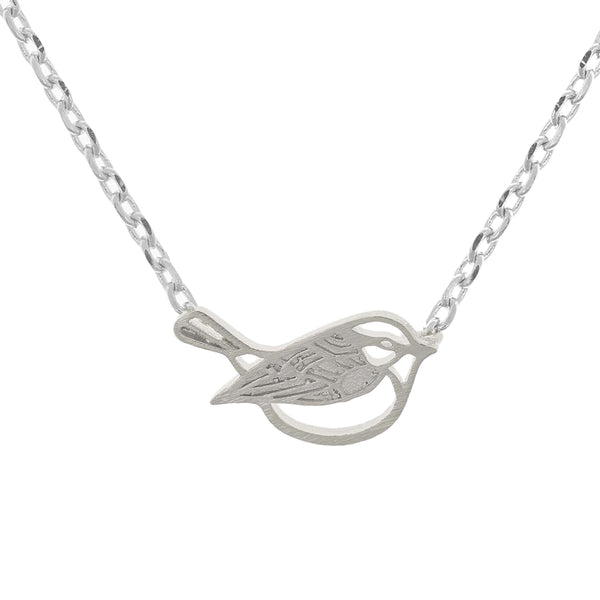 Necklace Bird Stencil