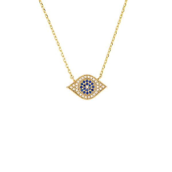 Necklace Diamante Third Eye