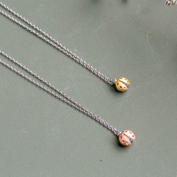 Necklace Ladybird