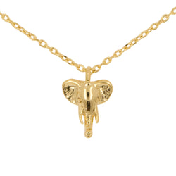 Necklace Elephant Bubble*