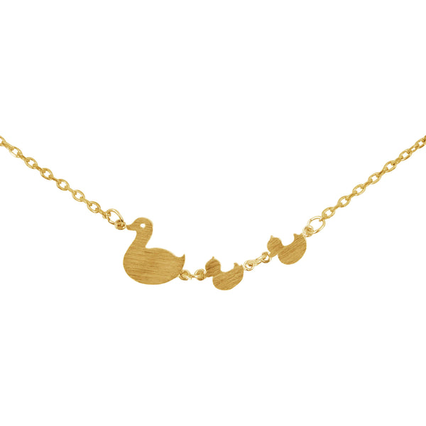 Necklace Ducklings