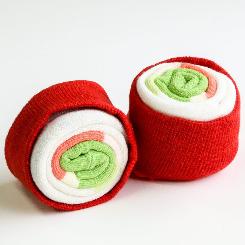 Sushi Socks California Roll *