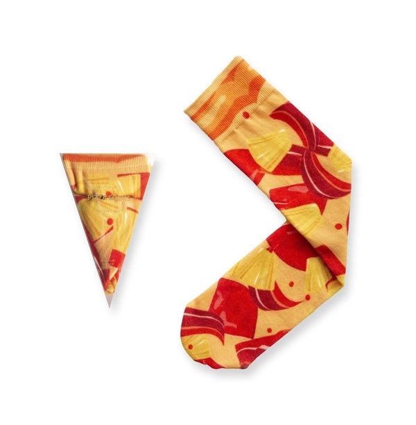 Pizza Socks Hawaiian *