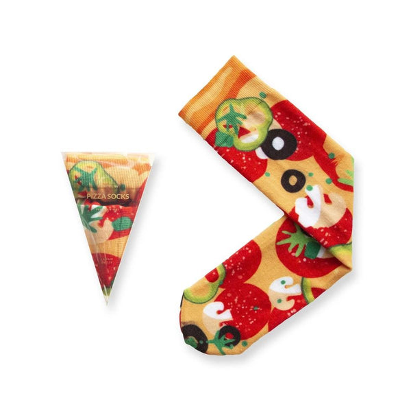 Pizza Socks Supreme