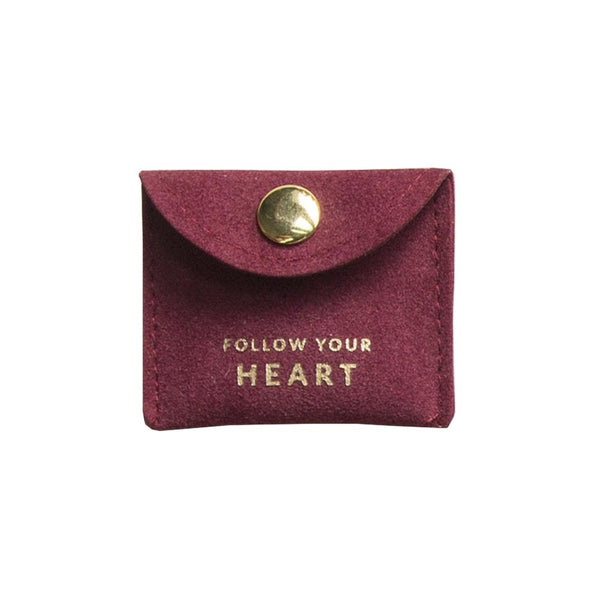 Trinket Heart Red