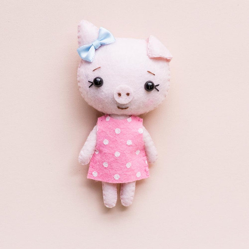 Dream Doll Pig