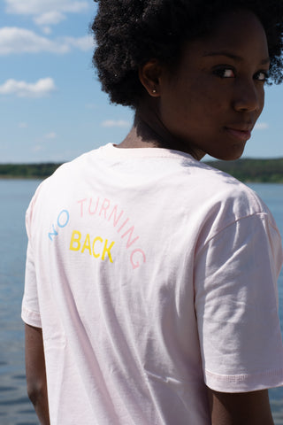 Damen - T-Shirt - No turning back
