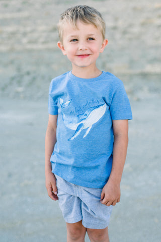 Kinder - T-Shirt - Wal