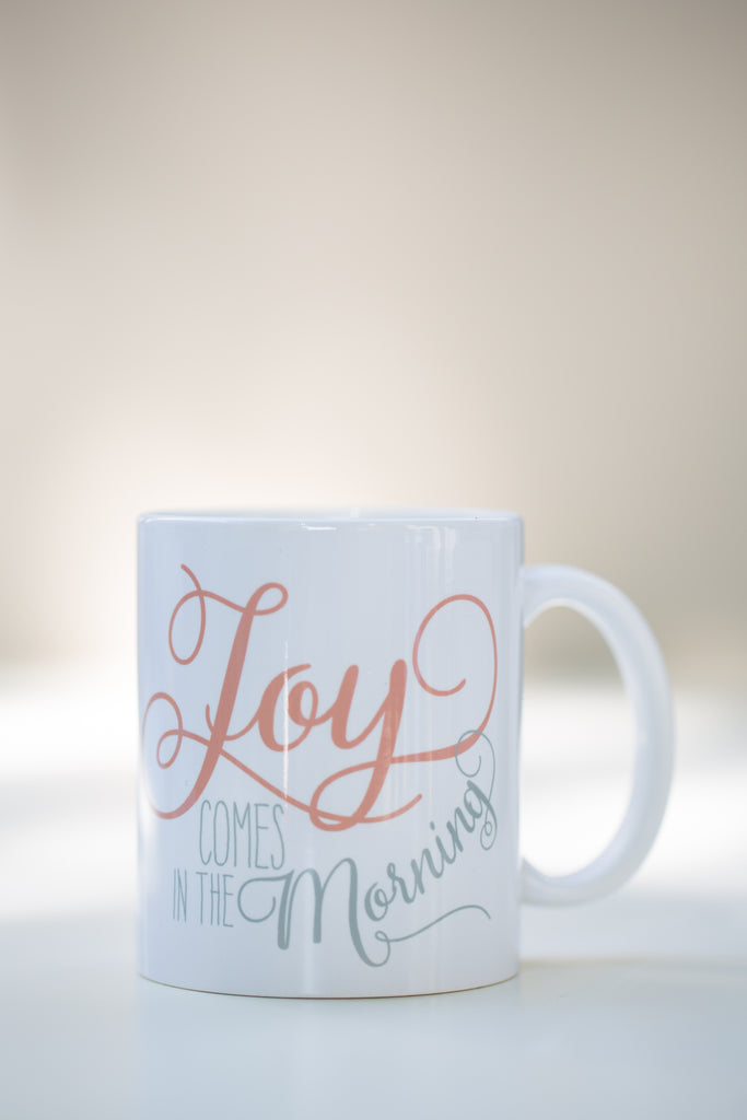 Foto christliche Tasse - Joy