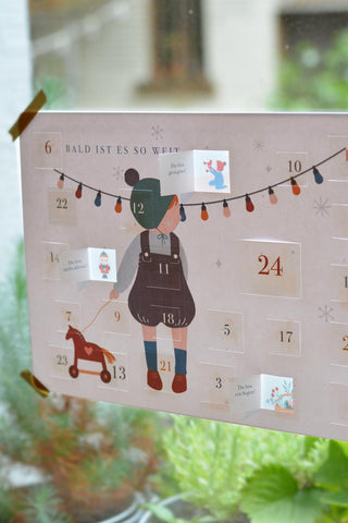 A4 - Adventskalender für Kinder