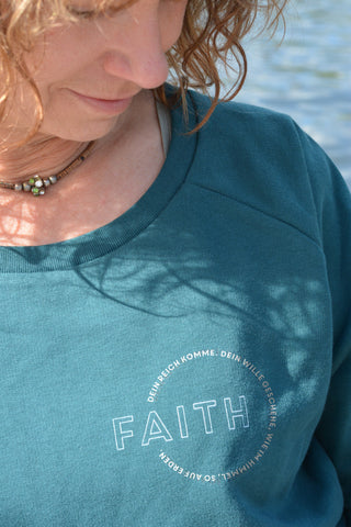 Damen - Sweatshirt - Faith