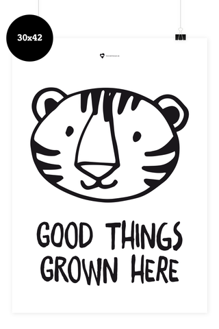 Kinder Poster - Good things