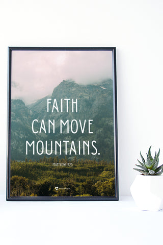 Printable - Faith