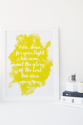 Printable - Light