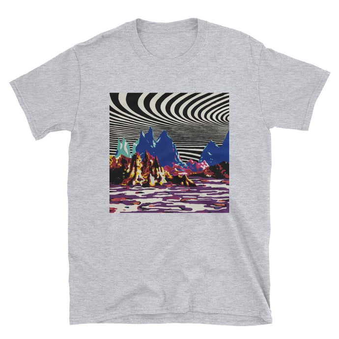 The Garish Mountains T-Shirt