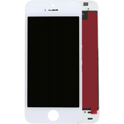 Ecran iPhone 5s blanc