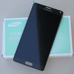 Ecran Galaxy Note 4 original noir