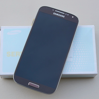 Ecran Galaxy S4 Marron original GT-I9505