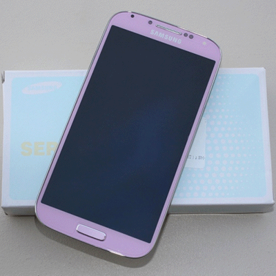 Ecran Galaxy S4 original GT-I9505 Rose