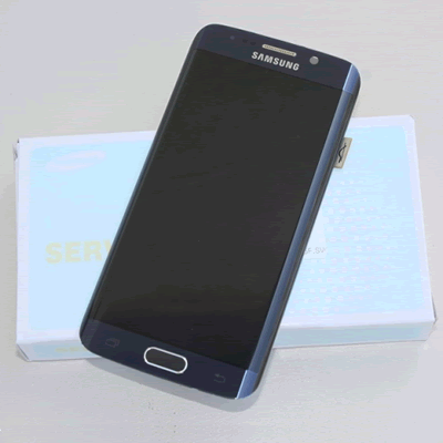 Ecran Galaxy S6 Edge noir