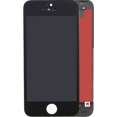 Ecran iPHONE 5c noir