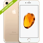 iPhone 7 Gold reconditionne