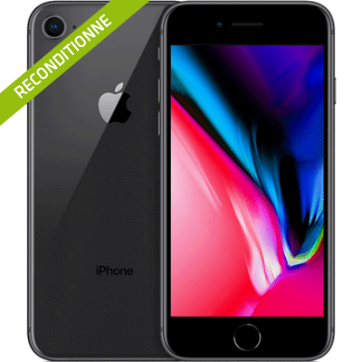 Apple iPhone 8 Gris Sideral reconditionne