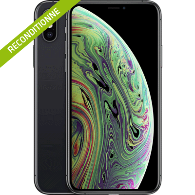 iPhone Xs gris sideral reconditionne
