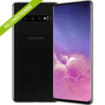 Galaxy S10 Noir Prisme reconditionne
