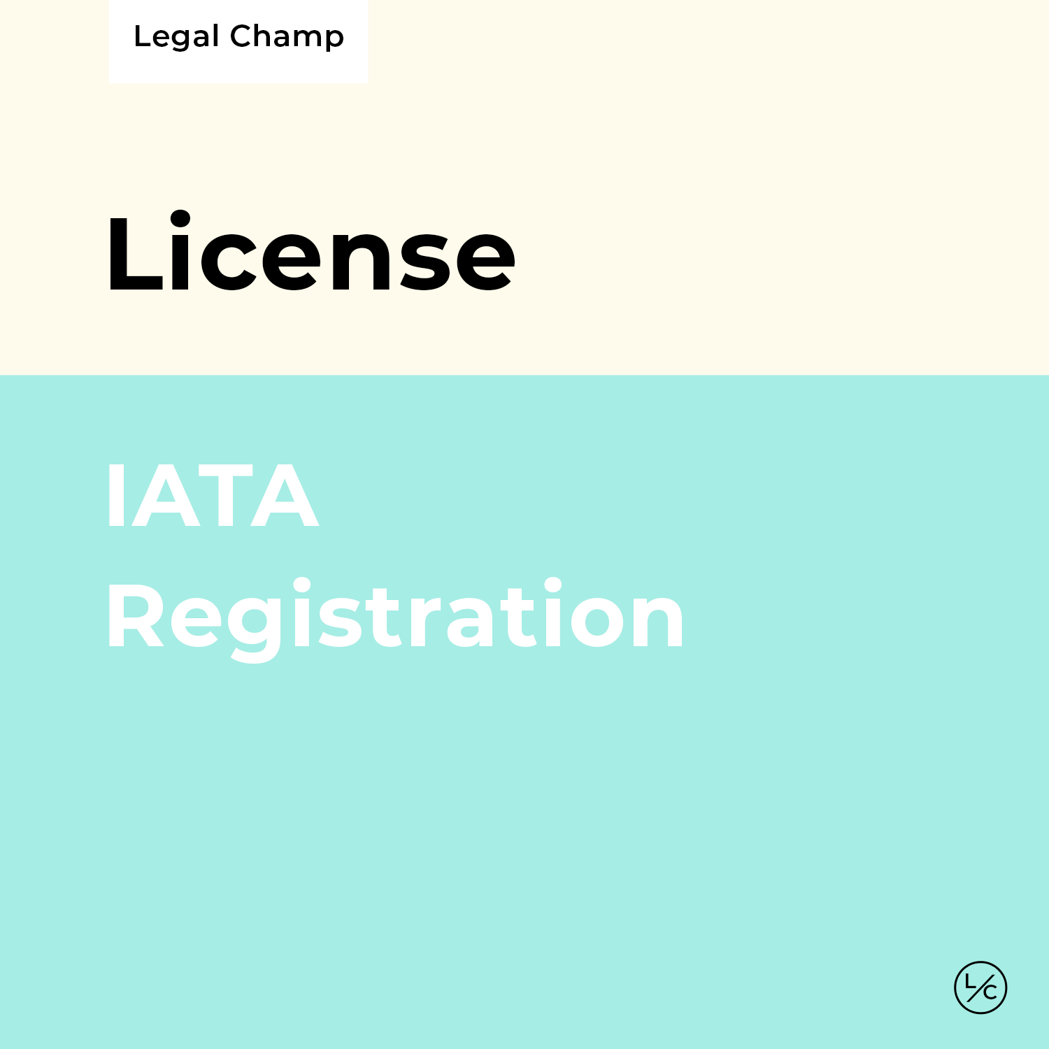 IATA Registration