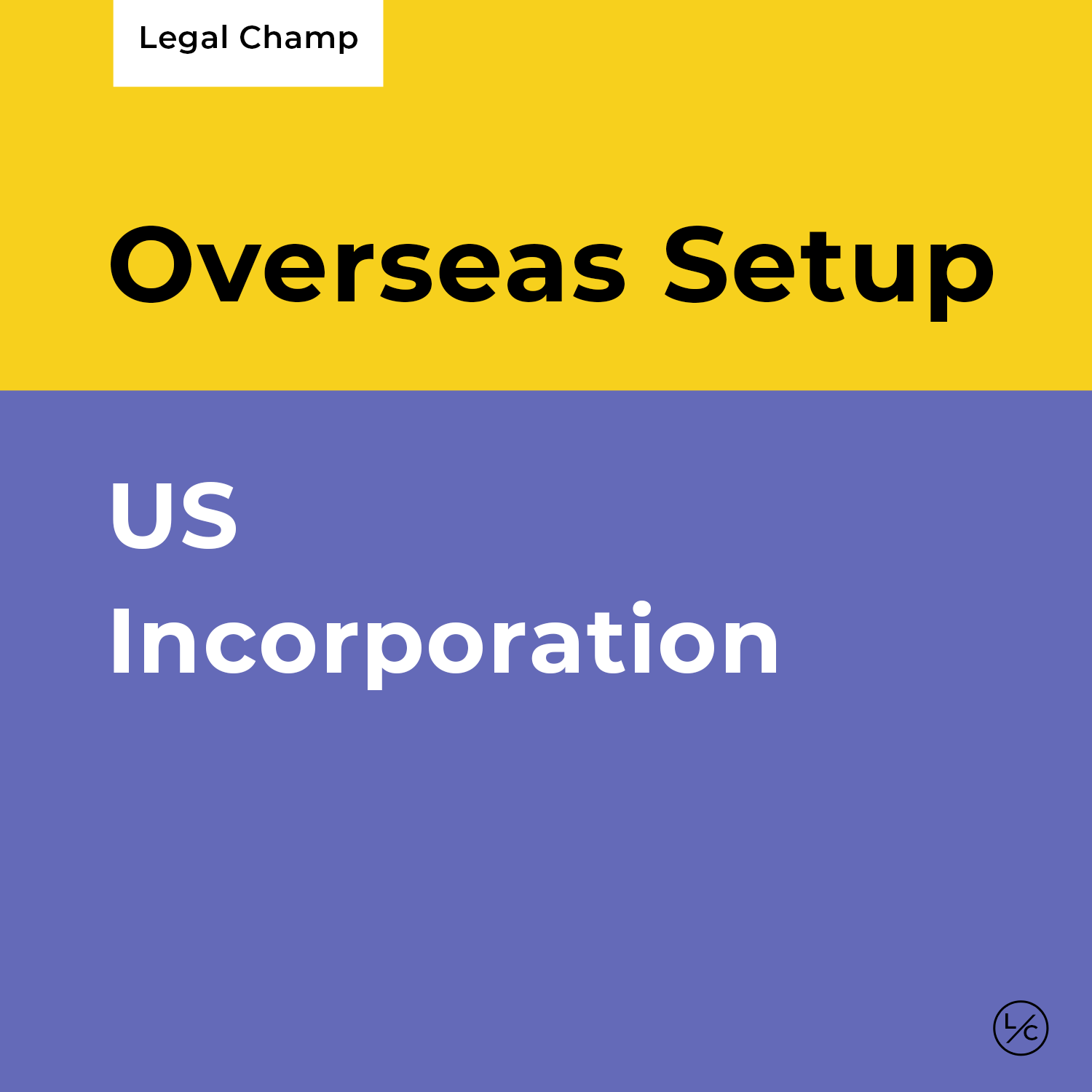 US Incorporation
