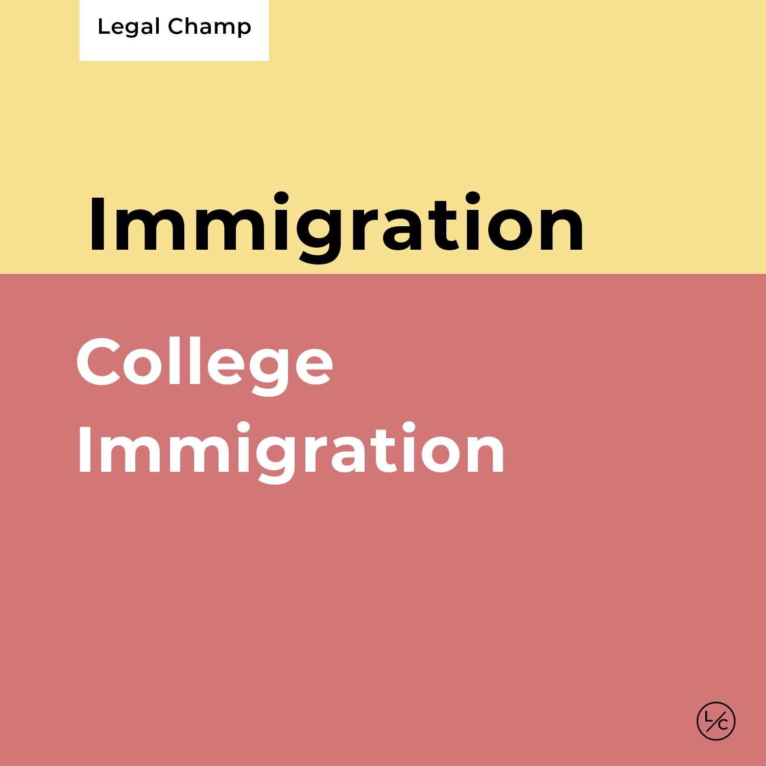 College Immigration