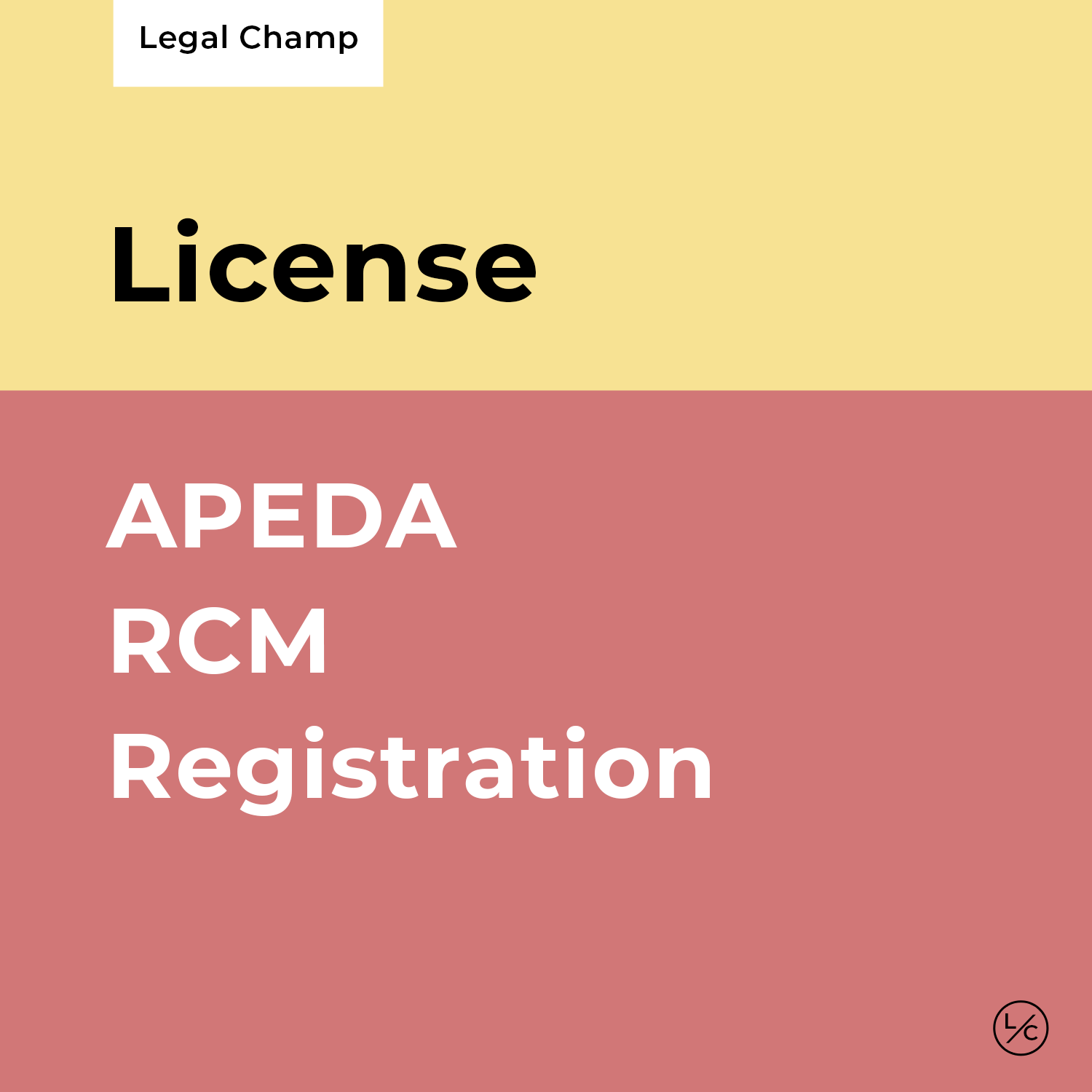 APEDA-RCMC Registration
