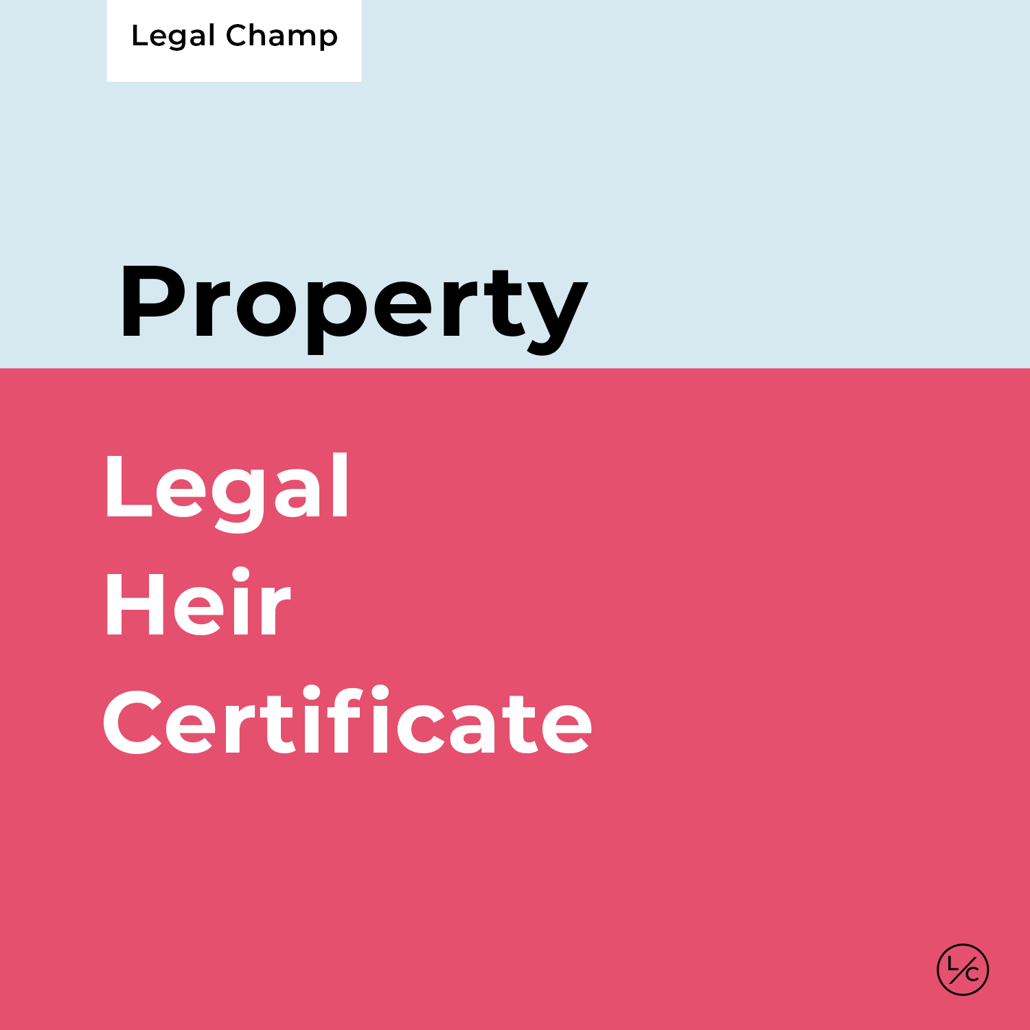 Legal Heir Certificate
