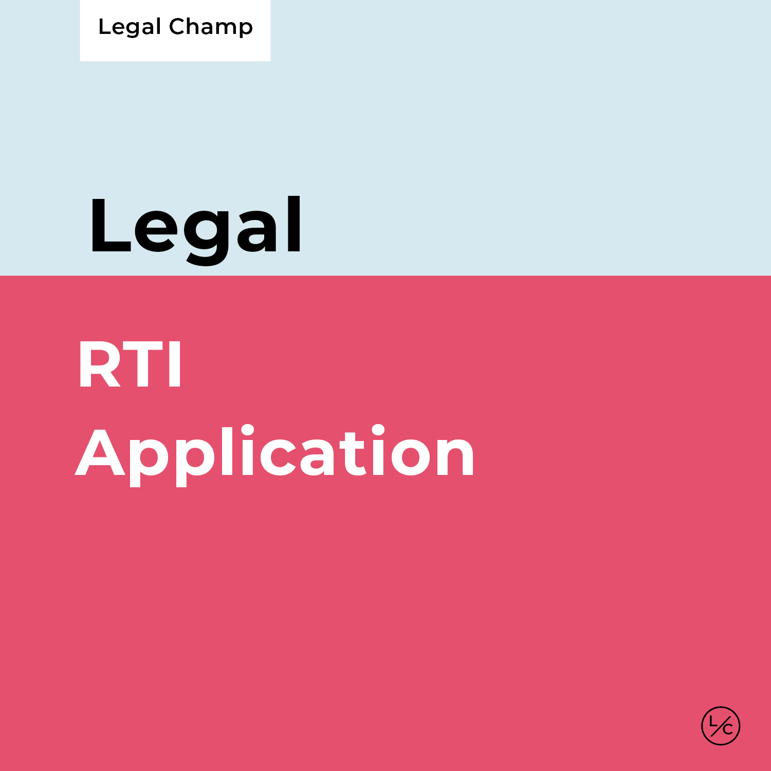 RTI Application