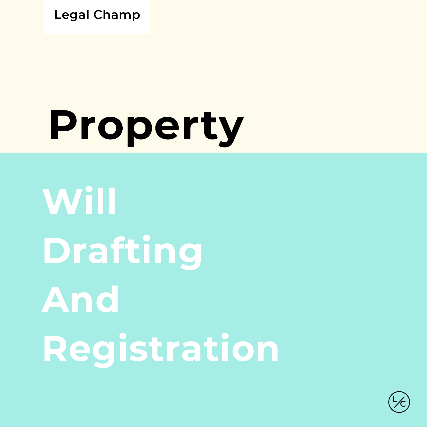 Will Drafting & Registration